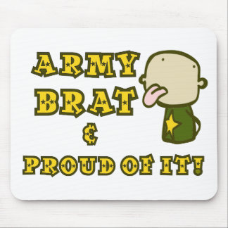 Army Brats! Mouse Pad