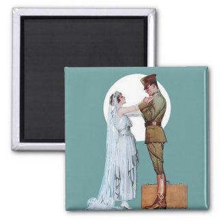 Army Bride Magnet