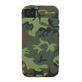 Army Camo iPhone 4 Cases
