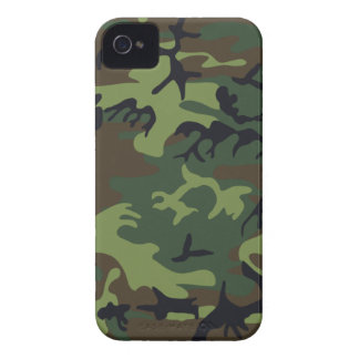 Army Camo iPhone 4 Cover