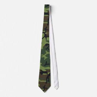 Army Camo Tie