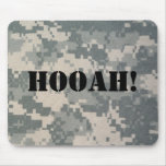 Army Camouflage ACU Pattern Mouse Pad
