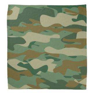 Army camouflage design bandana | Hunting camo