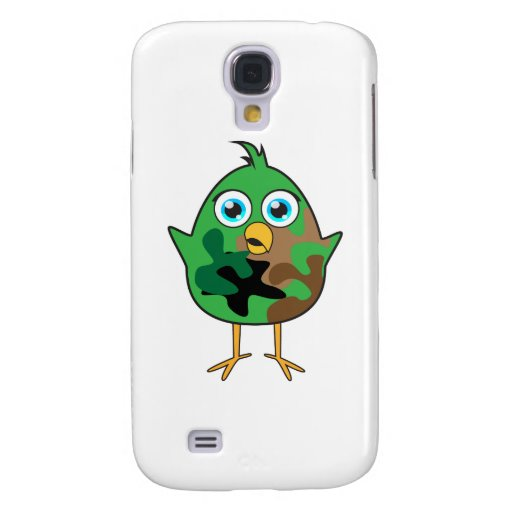 Army Chick Galaxy S4 Covers