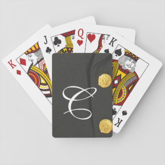 ARMY Class A Uniform Dress Greens Playing Cards