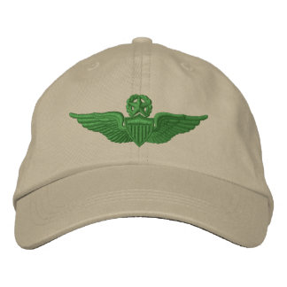 Army Command Pilot Embroidered Baseball Cap