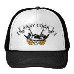 Army Cook Cap