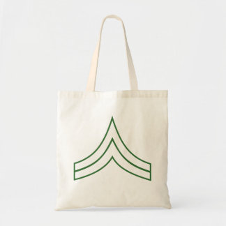 Army Corporal Rank Insignia Bags