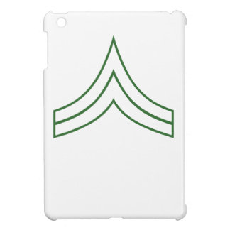 Army Corporal Rank Insignia iPad Mini Case