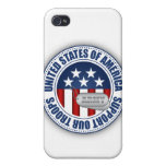 Army Cover For iPhone 4