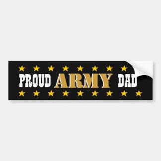 ARMY DAD Bumper Sticker Car Bumper Sticker