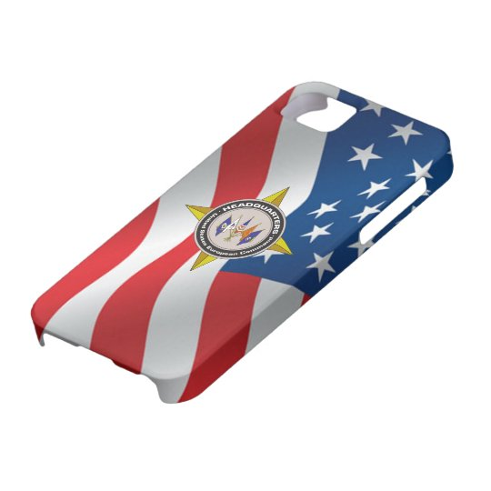 Army European Command iPhone 5 Cover