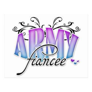 Army Fiancee Postcards