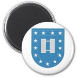 Army Flash Captain Insignia Refrigerator Magnets