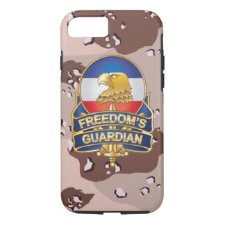 """Army Forces Command """"Freedom's Guardian"""" FORSCOM iPhone 7 Case"""