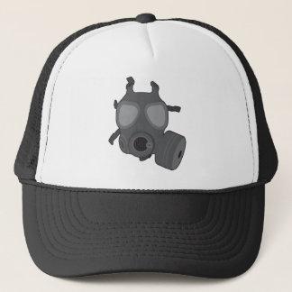 Army Gasmask Trucker Hat