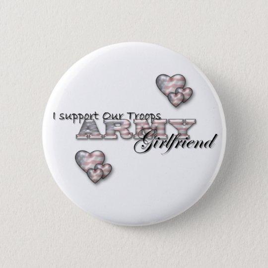 Army Girlfriend- Button