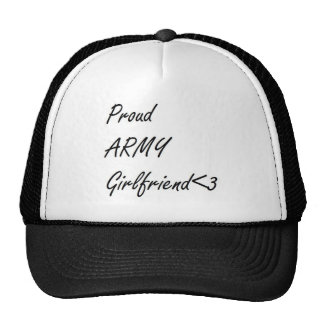 Army Girlfriend Cap