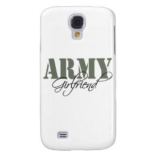 Army Girlfriend Galaxy S4 Case