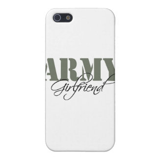 Army Girlfriend iPhone 5 Covers