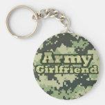 Army Girlfriend Key Chains