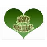 Army Grandma Post Cards