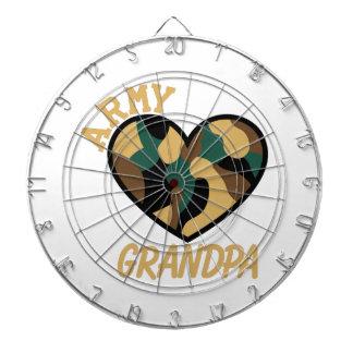 Army Grandpa Dartboards