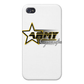 Army Grandpa iPhone 4/4S Cases