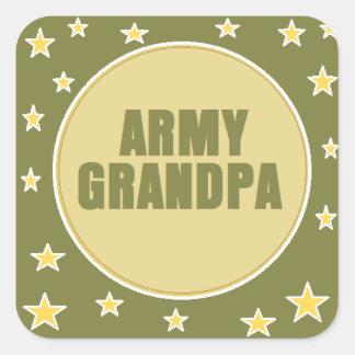 ARMY GRANDPA Sticker