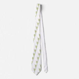 Army Green Butterfly Tree Tie