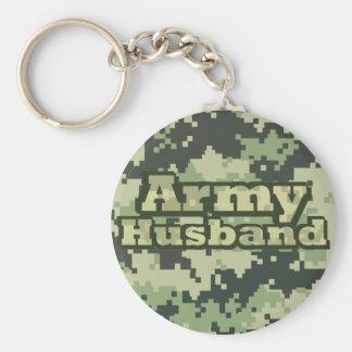 Army Husband Key Chains