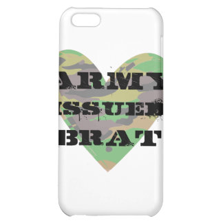 Army Issued Brat Case For iPhone 5C