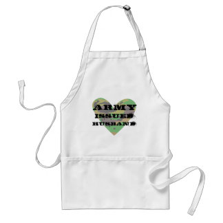Army Issued Husband Standard Apron