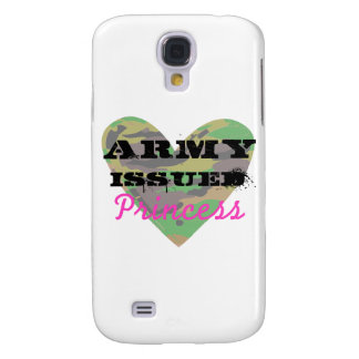 Army Issued Princess Galaxy S4 Case