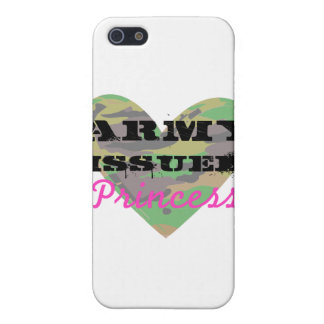 Army Issued Princess iPhone 5 Case