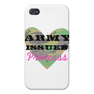 Army Issued Princess iPhone 4/4S Case