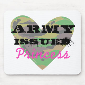 Army Issued Princess Mousepads