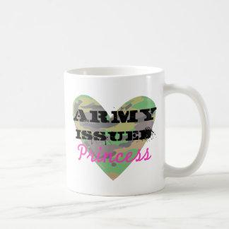 Army Issued Princess Coffee Mugs