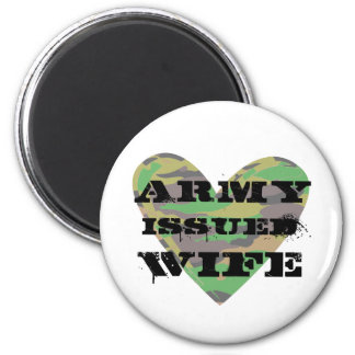 Army Issued Wife Refrigerator Magnets