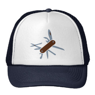 Army knife hat