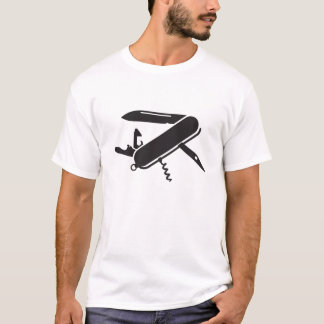 Army knife T-Shirt