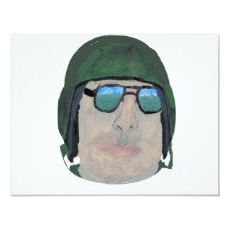 Army Man Card