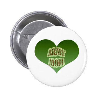 Army Mom Buttons