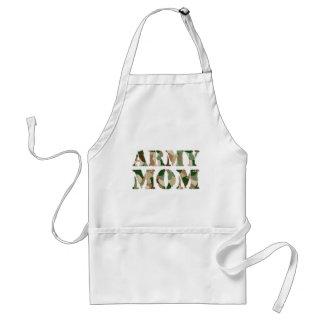 Army Mom camo Standard Apron