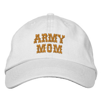 ARMY MOM CAP EMBROIDERED CAP