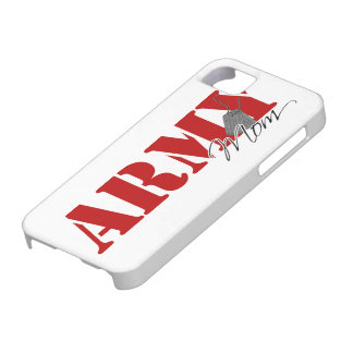 Army Mom Case For The iPhone 5