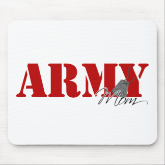 Army Mom Mouse Pads