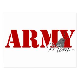 Army Mom Post Card
