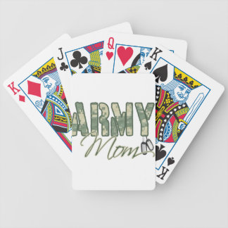 army mom with dog tags copy bicycle playing cards