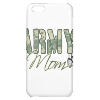 army mom with dog tags copy iPhone 5C case